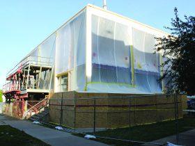 U of Illinois Reactor Asbestos Cover