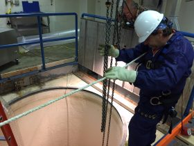 Blotcky Reactor Pit